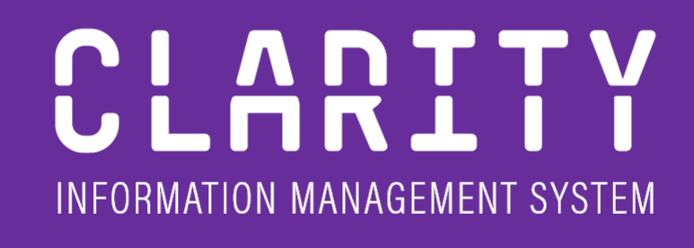 CLARITY INFORMATION MANAGEMENT SYSTEM